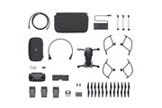 Квадрокоптер DJI MAVIC AIR Fly More Combo (EU) Onyx Black, Черный