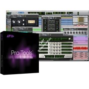 Avid Pro Tools with 12 Months Upgrades and Support (Activation Card and iLok)