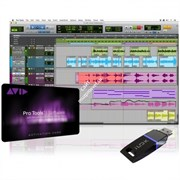 Avid Pro Tools with Annual Upgrade (Card and iLok)