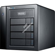 Promise (HJCD2ZM/A) Pegasus 2 R4 with 4 x 3TB SATA HDD incl Thunderbolt cable