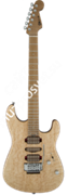 Charvel Guthrie Govan Signature Bird's Eye Maple, Maple Fingerboard, Natural Top with Caramelized Basswood Body Электрогитара