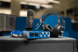 PreSonus AudioBox 96 STUDIO комплект для звукозаписи (аудиоинтерфейс AudioBox USB 96, микрофон M7, наушники HD7, ПО Studio OneArtist) - фото 18163