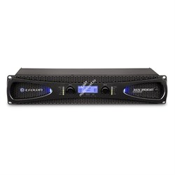 Crown XLS2002 DriveCore - усилитель c DSP, 1050 Вт 2 Ом, 650 Вт 4 Ом, 375Вт 8 Ом - фото 22961