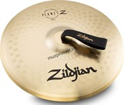 ZILDJIAN ZP14BPR 14' PLANET Z BAND PAIR W/ P0754 NYLON STRAPS оркестровые тарелки (пара)