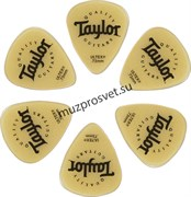 TAYLOR 80794 Picks, Ultex, .73mm медиатор Ultex, мягкий (0,73 мм)