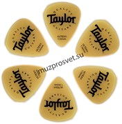 TAYLOR 80796 Picks, Ultex, 1.14mm медиатор Ultex, мягкий (1,14 мм)
