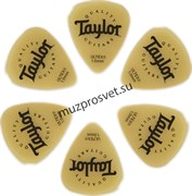 TAYLOR 80795 Picks, Ultex, .1.0mm медиатор Ultex, мягкий (1,00 мм)