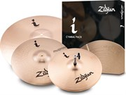 ZILDJIAN ILHESSP I ESSENTIALS PLUS CYMBAL PACK (13/14/18) набор тарелок