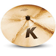 ZILDJIAN 20' K' CUSTOM DARK RIDE тарелка типа Ride