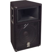 "Yamaha S115V - акустич.система 2-way ,RMS 250W(PGM 500W) 8Ohm/15"" 99dB"