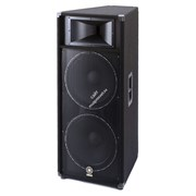 "Yamaha S215V - акустич.система 2-way ,RMS 500W(PGM 1000W) 4Ohm 2x15"" 99dB"