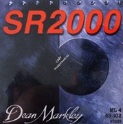 DeanMarkley 2689 SR2000 ML-4 - струны для БАС-гитары, 046-102