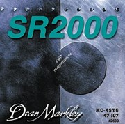 DeanMarkley 2690 SR2000 MC - струны для БАС-гитары, 047-107
