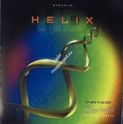 DeanMarkley 2511 Helix HD Electric LT - струны для электрогитары, 009-042