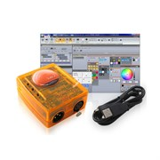 SUNLITE SUITE3-EC - USB/DMX-интерфейс, 1 DMX out+1DMX in, 2 Art-Net output