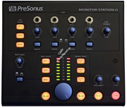 PreSonus Monitor Station V2 настольный контроллер управления мониторами, встроенный Talkback