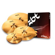 ZILDJIAN ZBTP390-A ZBT 5 BOX SET набор тарелок (14' Hi-Hats 16' Crash 20' Ride + 18' Crash)