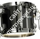 TAMA MAT0806-PBK STARCLASSIC MAPLE 6X8 Tom Tom том том, цвет черный