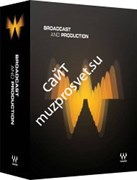 WAVES Broadcast & Production Bundle набор плагинов (Ren Maxx, Masters, Restoration) - лицензия Soundgrid (TDM)/Native