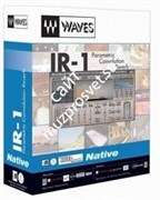 WAVES IR1 Convolution Reverb Native (Mac/PC) программный ревербератор