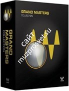 WAVES Grand Master Collection Native Набор плагинов (Masters, L3, L316, MaxxVolume, Puig Tec EQ,1+5, Dorrough Meters, Center)