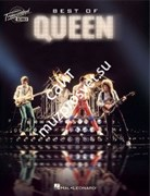 HAL LEONARD 672538 BEST OF QUEEN нотный сборник