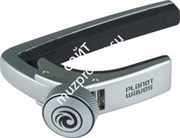 PLANET WAVES PW-CP-02S NS CAPO SILVER каподастр с винтовым зажимом, алюминий, цвет серебристый