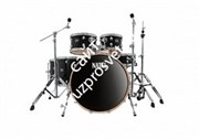 NATAL KAR-UF22-TRB ARCADIA DRUM SET UF22 PACK WITH HARDWARE TRANSPARENT BLACK LACQUER ударная установка из 5-ти барабанов (том