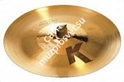 ZILDJIAN K1221 17' K' CUSTOM Hybrid China тарелка типа China
