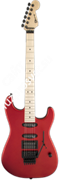 Charvel USA Select San Dimas Style 1 HSS FR, Maple Fingerboard, Torred Электрогитара Charvel USA Select, цвет красный