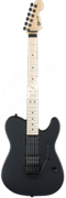 Charvel USA Select San Dimas Style 2 HH FR, Maple Fingerboard, Pitch Black Электрогитара Charvel USA Select, цв. черный