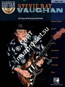 HAL LEONARD 699725 STEVIE RAY VAUGHAN нотный сборник (CD в комплекте)