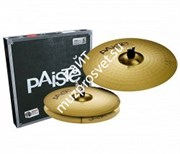PAISTE 101 BRASS ESSENTIAL SET (13/18) набор (хай-хэт 13', крэш/райд 18')