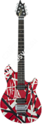 EVH Wolfgang Special, Ebony Fingerboard, Red, Black & White Stripes Электрогитара, модель Wolfgang Special, цв. красн./черн./бел