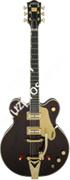 Gretsch G6122T-59 Vintage Select Edition '59 Chet Atkins Country Gentleman, Tiger Flame Maple, Электрогитара п/а, цвет орех