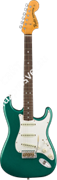 Fender Custom Shop 1969 Journeyman Relic Stratocaster, Rosewood Fingerboard, Aged Ocean Turquoise Электрогитара