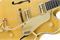 GRETSCH GUITARS G6122TFM Players Edition Country Gentleman® Bigsby®, Filter'Tron Pickups, Flame Maple, Amber Stain полуакустичес - фото 91986